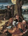 Agony In The Garden - South Netherlandish School