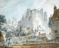 East Malling Abbey, Kent - Joseph Mallord William Turner