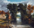 The Valley Farm - (after) Constable, John