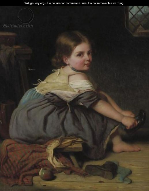 Dressing Myself - John Thomas Peele