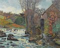 Le Moulin Bouchardon A Crozant - Armand Guillaumin