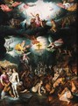 The Last Judgement - (after) Frans II Francken