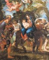 The Flight Into Egypt - (after) Bartolomeo Giuseppe Chiari