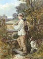 The Young Gamekeeper - James Hardy Jnr