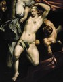 Cupid And Psyche - Dutch School