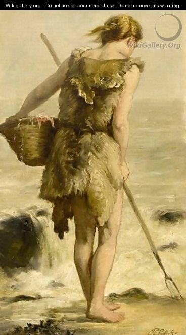 Shell Fisher - Philippe Lodowyck Jacob Sadee