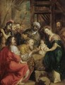 The Adoration Of The Magi 11 - (after) Sir Peter Paul Rubens