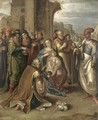 The Adoration Of The Magi 5 - (after) Frans II Francken