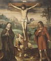 The Crucifixion 2 - South Netherlandish School