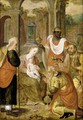 The Adoration Of The Magi - South Netherlandish School