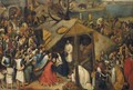 The Adoration Of The Magi - (after) Pieter The Younger Brueghel