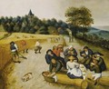 Summer - Pieter The Younger Brueghel