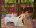 Tea Time - French School