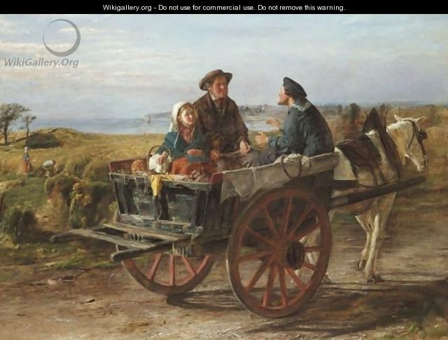 The Yarn - William McTaggart