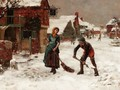 A Winter Wonderland - Henry John Yeend King
