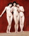 The Three Graces - John William Whiteley