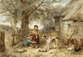 Feeding The Dogs - Jan Mari Henri Ten Kate