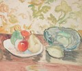 Still Life Of Fruit - George Leslie Hunter