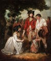The Pardon - (after) George Morland