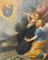 The Vision Of A Dominican Saint - Italo-Flemish School