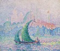 La Corne D'Or. La Suleimanie - Paul Signac