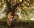 A Summer's Day - Frederick Stead