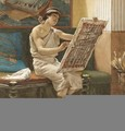 A Roman Artist, The Art Of Drawing - Sir Lawrence Alma-Tadema