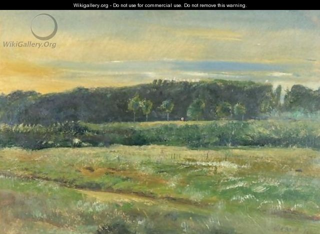 The Common, June - John William Inchbold