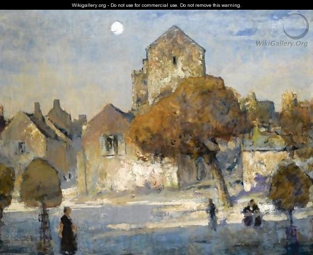 A Little Town In France - James Paterson