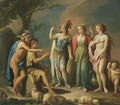 The Judgement Of Paris - Jose Camaron Y Boronat