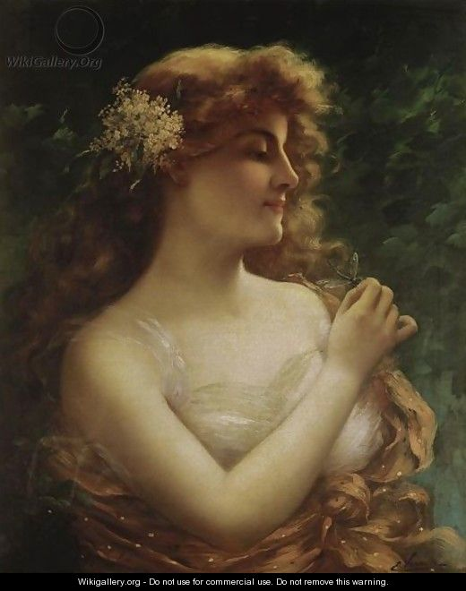 The Dragonfly - Emile Vernon
