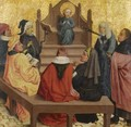 Christ Disputing With The Scribes - Upper Rhenish School