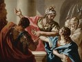 Young Hannibal Swears Enmity To Rome - Giovanni Antonio Pellegrini