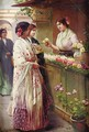 The Flower Seller - Jose Rico Y Cejudo