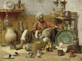 The Pottery Studio, Tangiers - Jean Discart