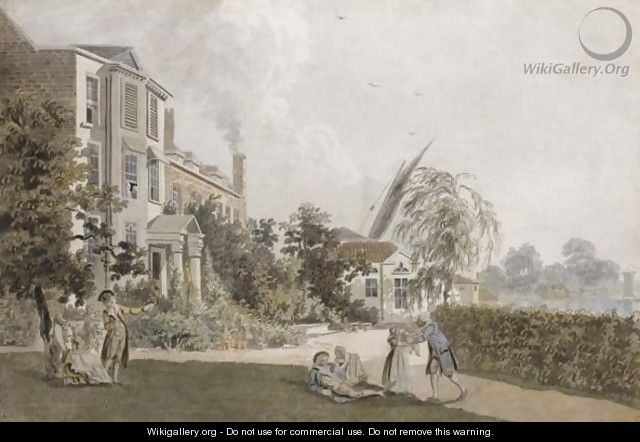 Villas At Hammersmith - James Miller