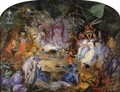 Sketch For The Fairy's Banquet - John Anster Fitzgerald