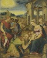 The Adoration Of The Magi - (after) Giorgio Vasari