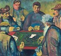 The Card Players - Giovanni Giacometti