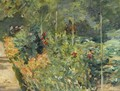 The Wannsee Garden To The West - Max Liebermann