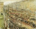 Einzug Der Truppen Auf Dem Pariser Platz (Entrance Of The Troops Into Pariser Platz) - Max Liebermann