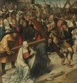 Christ On The Road To Calvary 2 - Netherlandish School