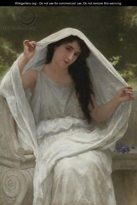 Le Voile - William-Adolphe Bouguereau