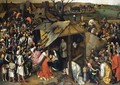 The Adoration Of The Magi 2 - (after) Pieter The Younger Brueghel