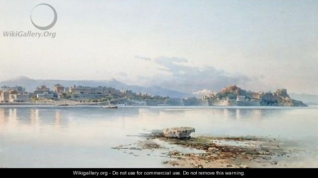 View Of Corfu 6 - Angelos Giallina