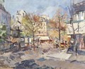 Autumn In Paris - Konstantin Alexeievitch Korovin
