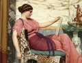An Amateur - John William Godward