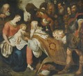The Adoration Of The Magi 2 - Peter Paul Rubens