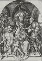 Christ Crowned With Thorns - Martin Schongauer