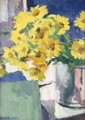 Corn Marigolds - Francis Campbell Boileau Cadell